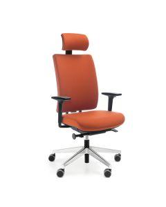 ProfiM Veris 11SFL Bürodrehstuhl mit Kopfstütze
