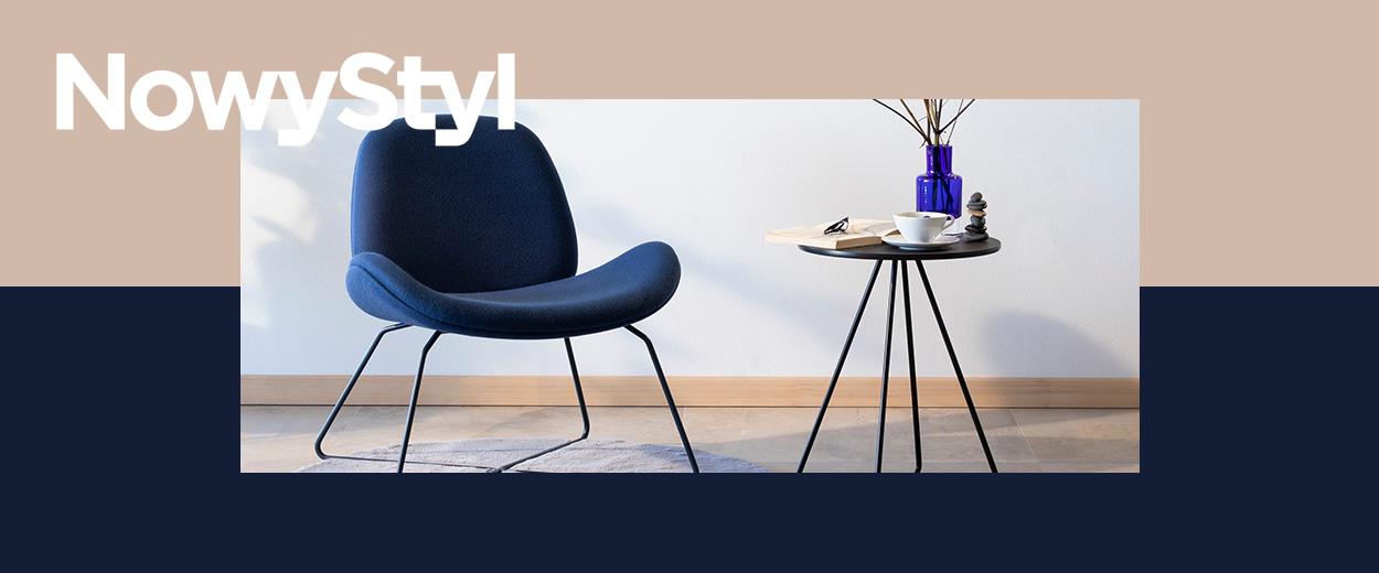 Skandinavisches Wöhlfühl-Design – die neue Tilkka Serie von Nowy Styl online kaufen